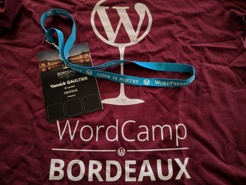 wordcamp bordeaux 2017 accelerated mobile pages
